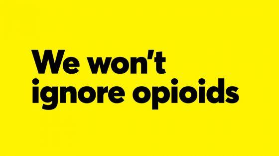 AHS Drugsafe.ca: We Can't/Won't Ignore Opioids