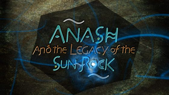 Anash and the Legacy of the Sun-Rock
