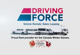 Driving Force: Winter Games
